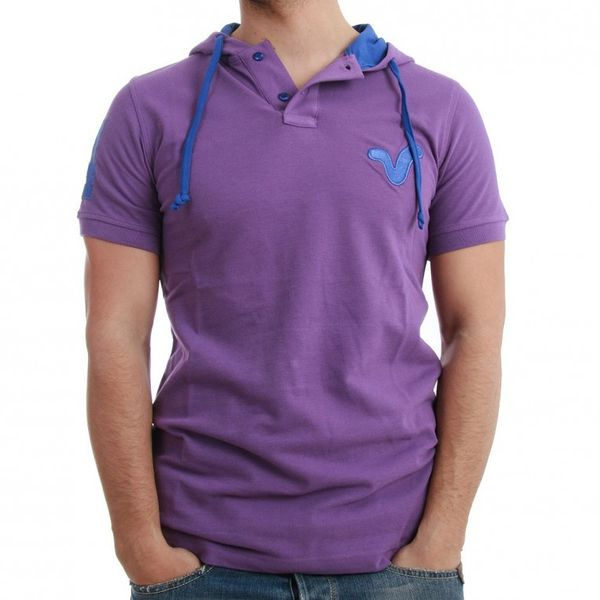 Voi Jeans Polo - FLOOD - Dewberry-Dazzling Blue – Bild 1