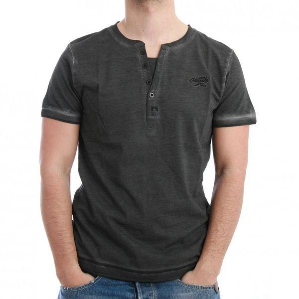 M.O.D T-Shirt Men - SU12-TS533 - Black – Bild 1