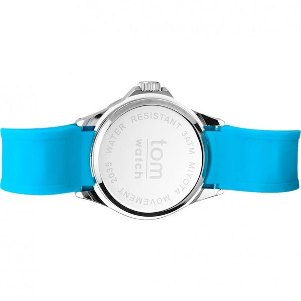 Tom Watch Uhr - 40mm - WA00063 - Ocean Turquoise – Bild 5