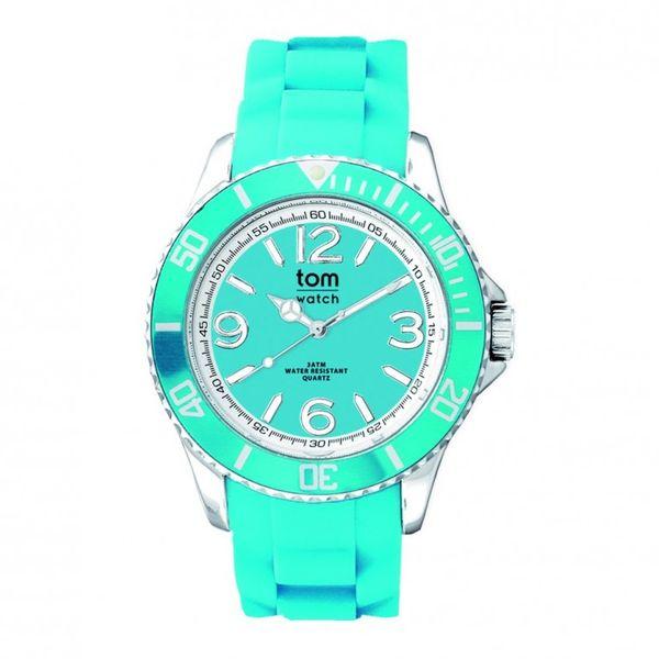 Tom Watch Uhr - 44mm - WA00010 - Turquoise – Bild 1