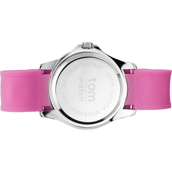 Tom Watch Uhr - 44mm - WA00007 - Pretty Rose – Bild 5