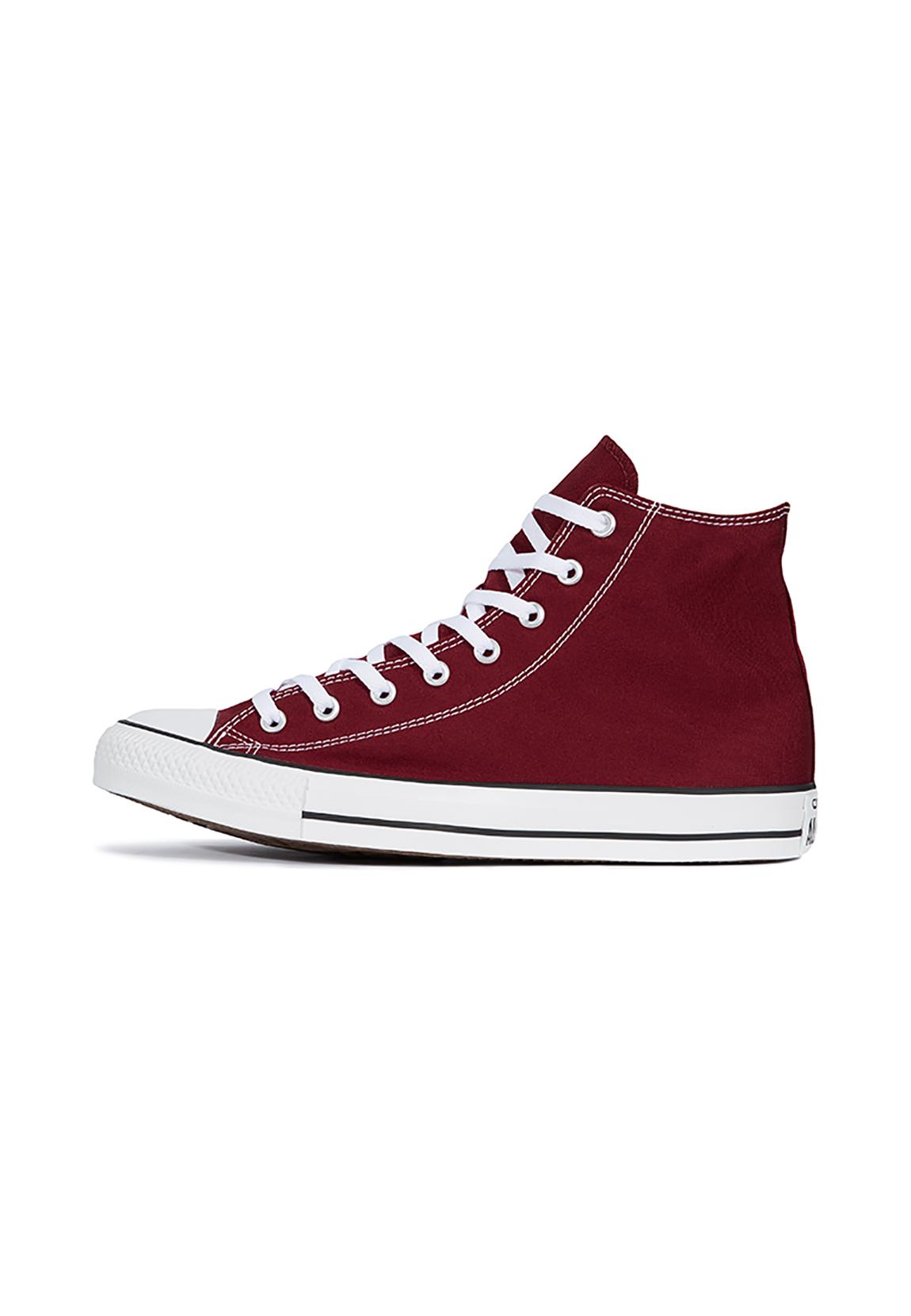 Converse Basic Chucks All Star Hi M9613c Maroon Schuhe