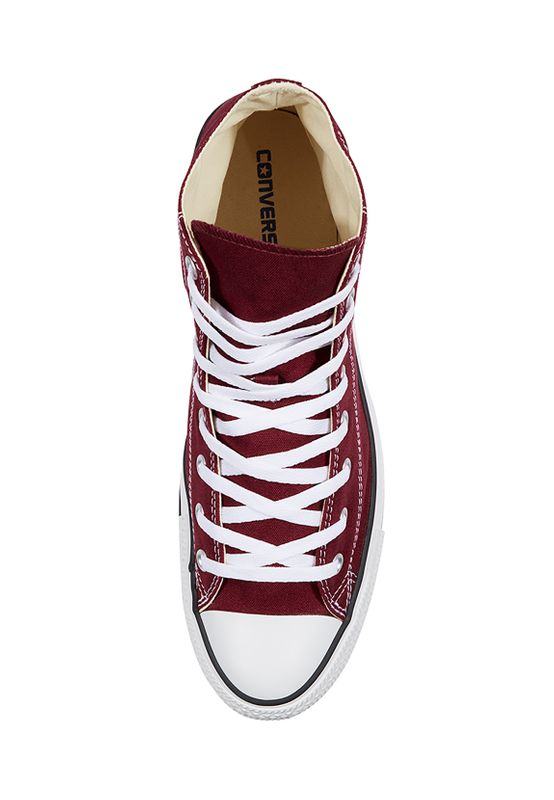 Converse Basic Chucks - ALL STAR HI M9613C Maroon – Bild 5