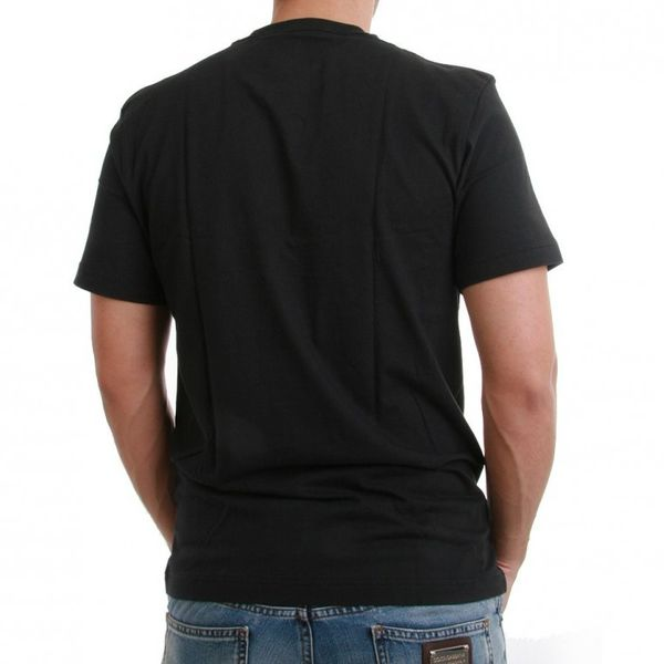 Converse T-Shirt Men - TRS TALK 01755 - Jet Black – Bild 2