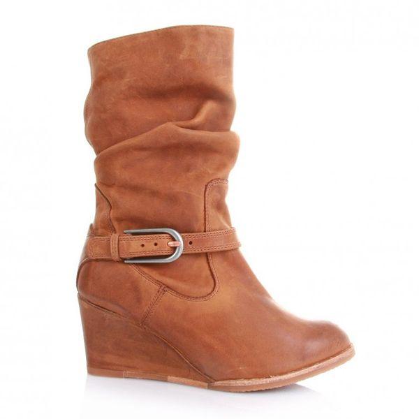 J Shoes Stiefelette Women - IRRISISTABLE 2 - Mid Brown – Bild 1