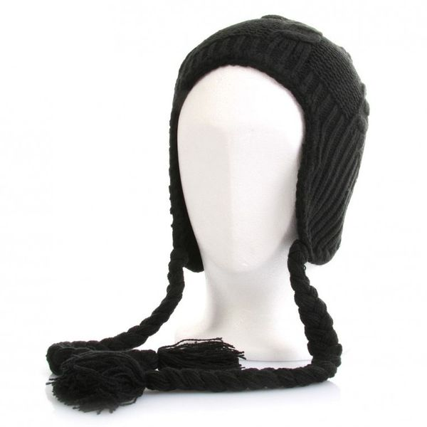 Converse Mütze - ALL EARS TOQUE - Phantom Black – Bild 1