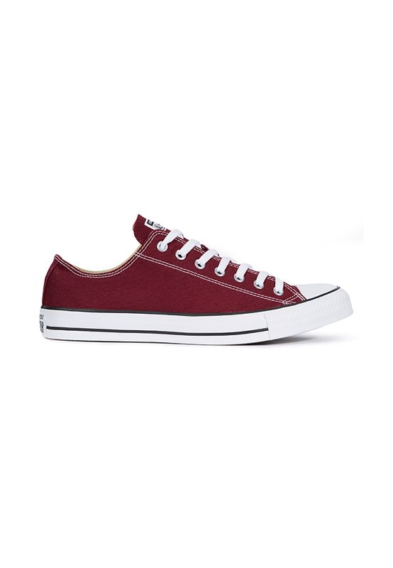 Converse Basic Chucks - ALL STAR OX M9691C - Maroon – Bild 1