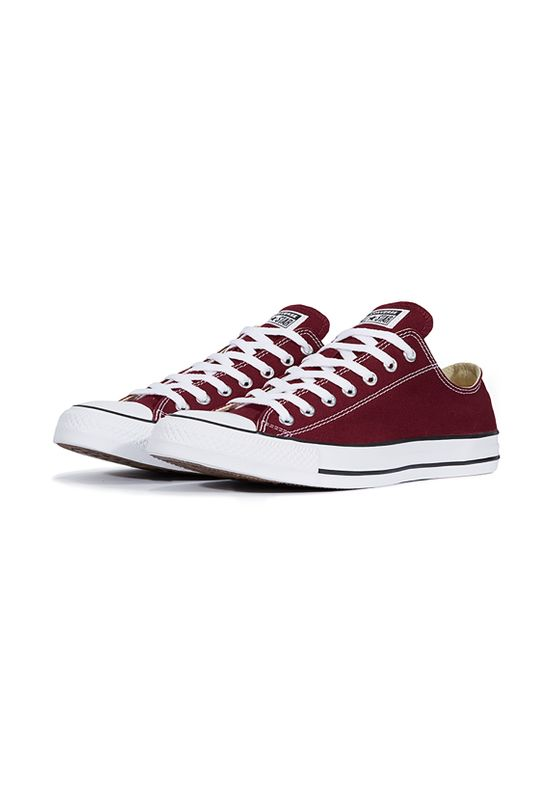 Converse Basic Chucks - ALL STAR OX M9691C - Maroon – Bild 3