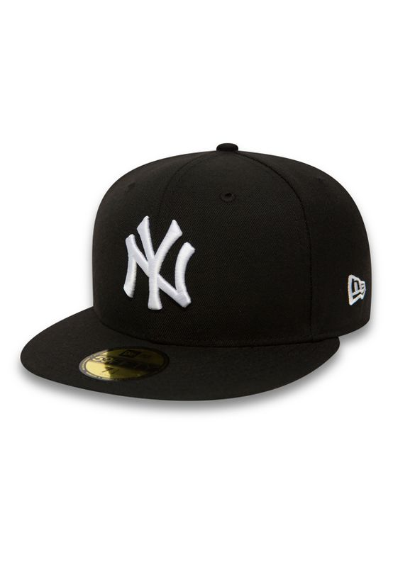 New Era 59Fiftys Cap - NY YANKEES - Black-White – Bild 0