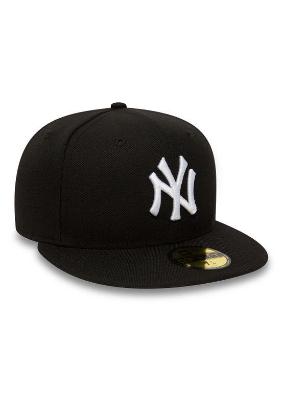 New Era 59Fiftys Cap - NY YANKEES - Black-White – Bild 1