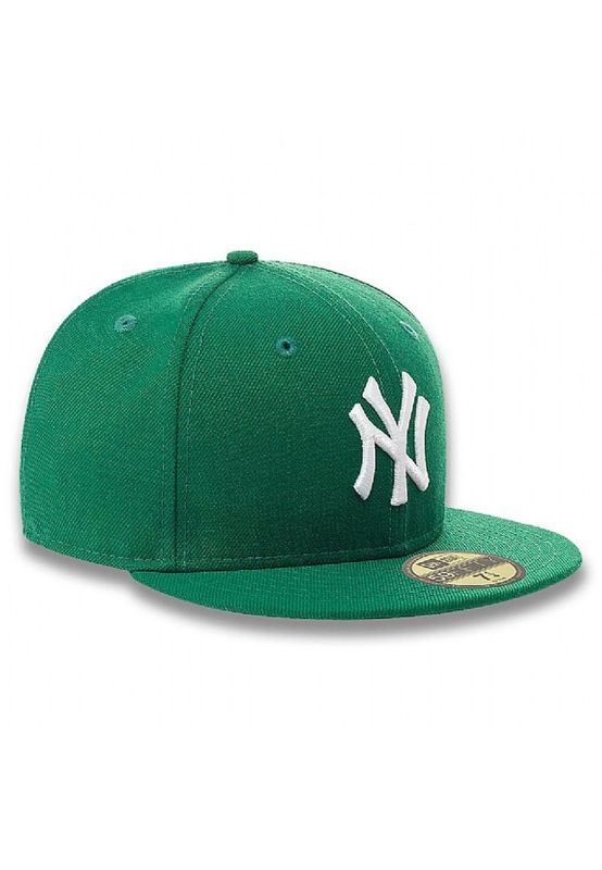New Era 59Fiftys Cap - NY YANKEES - Green-White – Bild 1