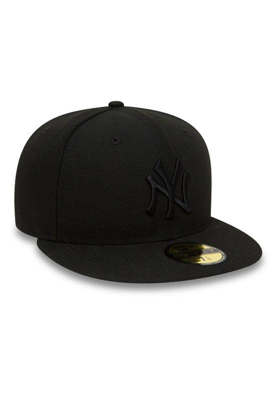 New Era 59Fiftys Cap - NY YANKEES - Black on Black – Bild 1
