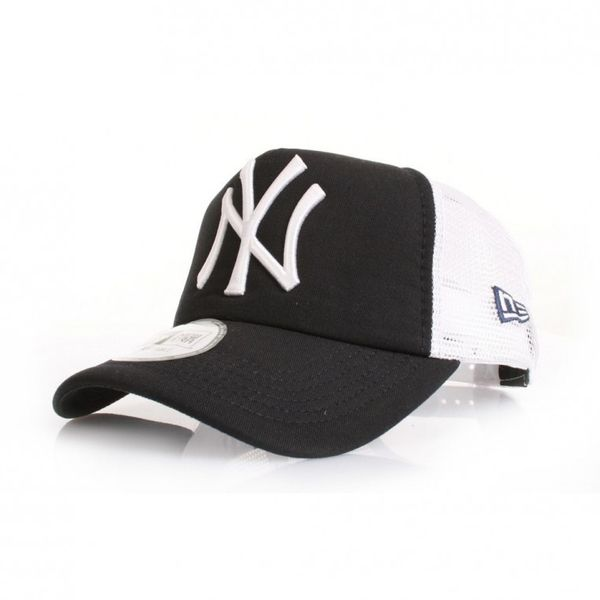 New Era Clean Trucker Cap - NY YANKEES - Navy-White – Bild 2