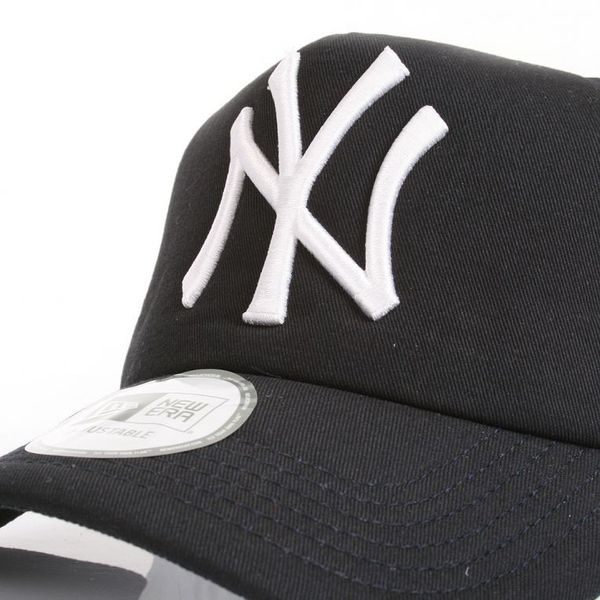 New Era Clean Trucker Cap - NY YANKEES - Navy-White – Bild 4