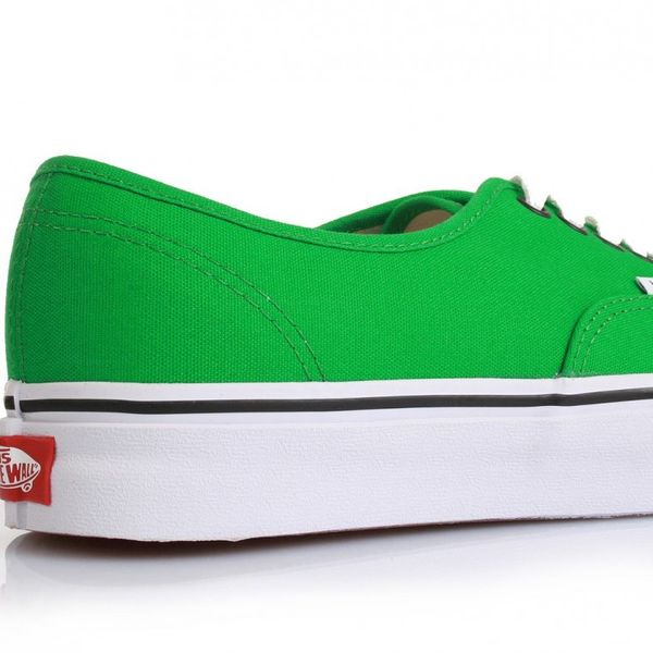 Vans Schuhe - AUTHENTIC - Bright Green-Black – Bild 4