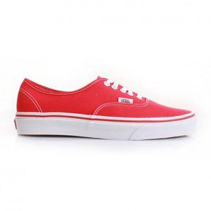Vans Schuhe - AUTHENTIC - Red – Bild 0