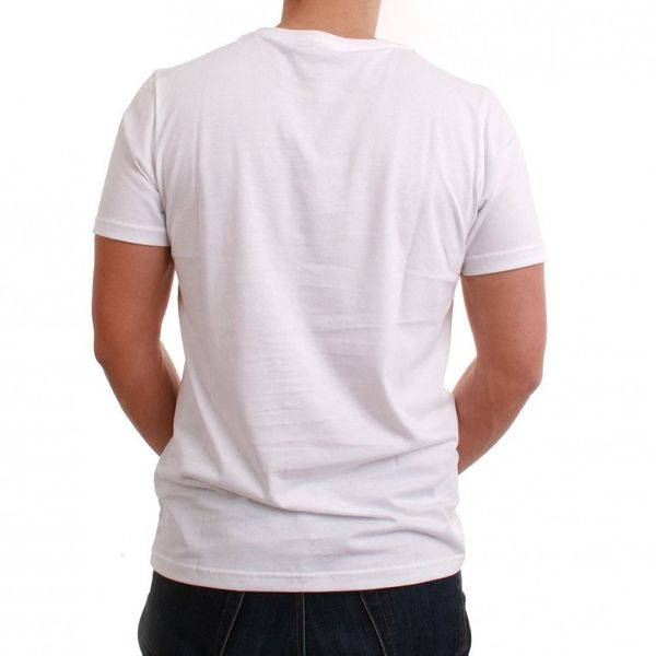SMS Simple Makes Sense T-Shirt Men - ONLY SUIT & BAG - White – Bild 2