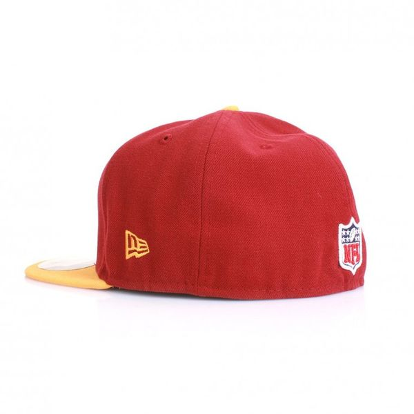 New Era NFL On Field Cap - WASHINGTON RED SKINS - Red – Bild 2