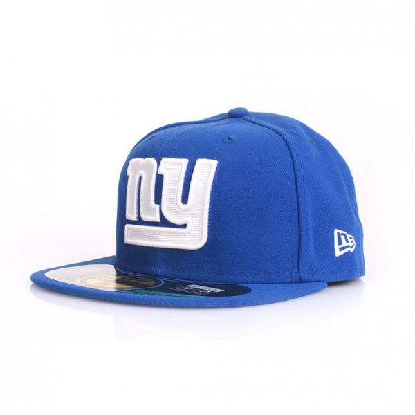 New Era NFL On Field Cap - NY GIANTS - Blue – Bild 1