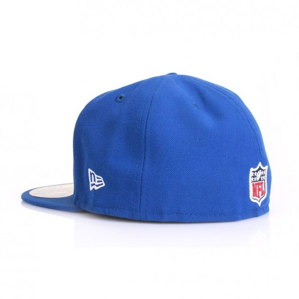 New Era NFL On Field Cap - NY GIANTS - Blue – Bild 3