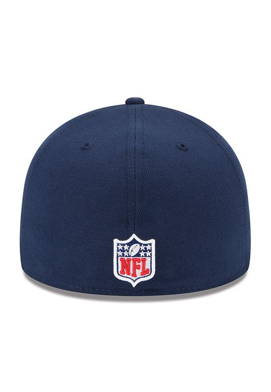 New Era NFL On Field Cap - NEW ENGLAND PATRIOTS - Blue – Bild 4