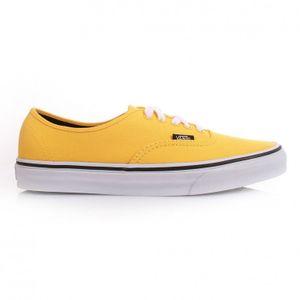 Vans Schuhe - AUTHENTIC - Lemon Chrome-Black – Bild 0
