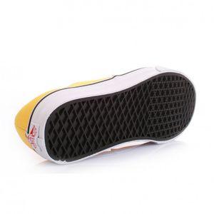 Vans Schuhe - AUTHENTIC - Lemon Chrome-Black – Bild 3