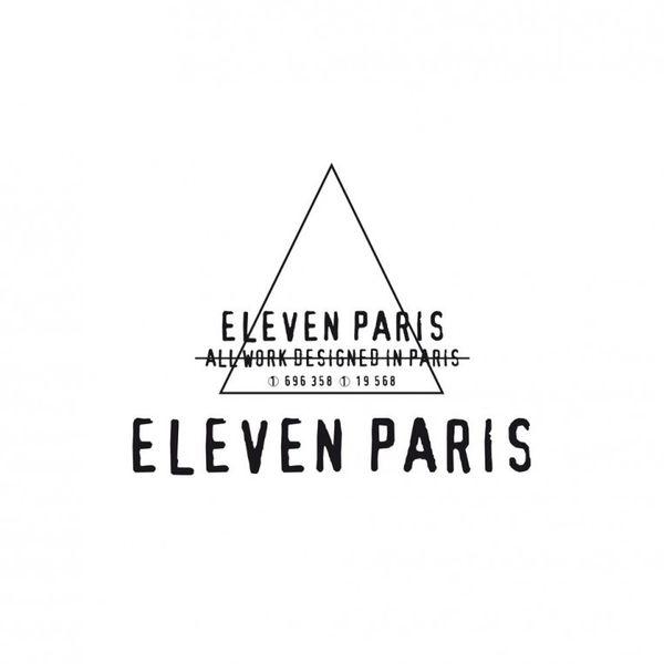 Eleven Paris T-Shirt Men - WIZINE - White – Bild 2