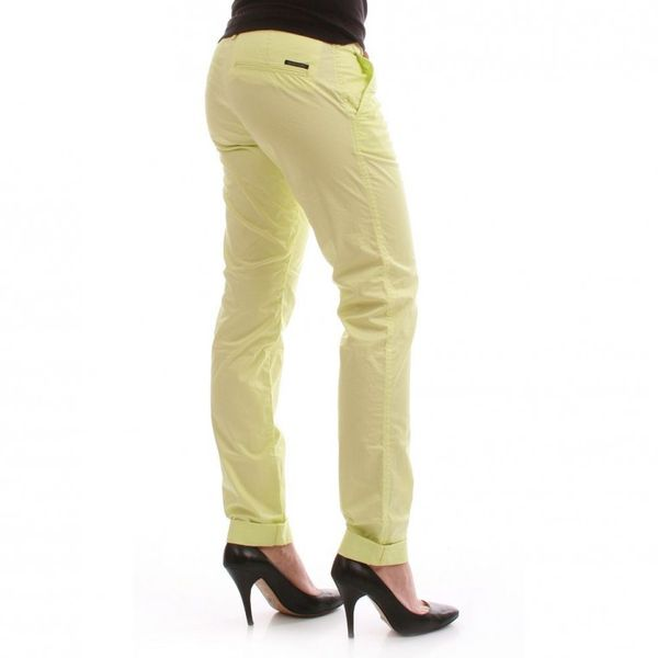 Maison Scotch Chino Women - 1321-02.80888 - Lemon – Bild 3