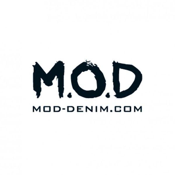 M.O.D Top Women - SP13-TO041 - Denim Blue – Bild 2