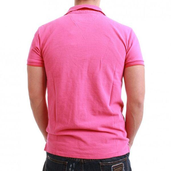 Scotch & Soda Polo Men - PIKEE 1301-02.55204 - Pink – Bild 2