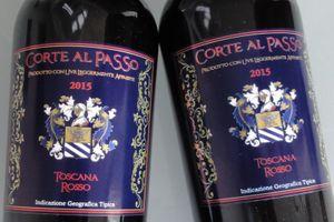 Rosso Toscano 2015 Corte al Passo 001