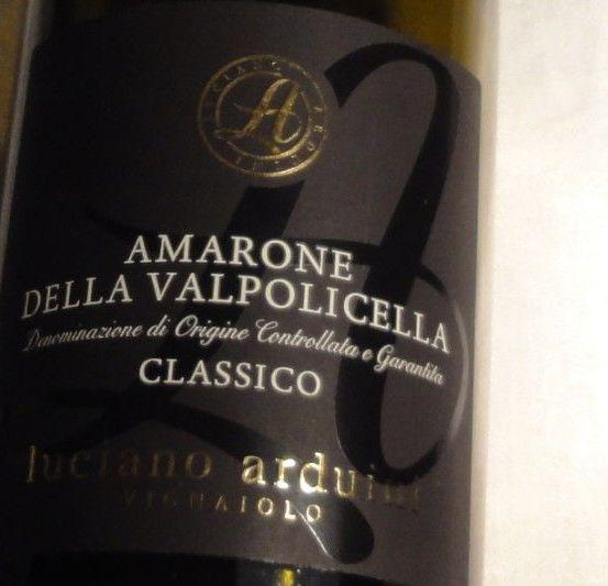 Amarone 2013 Classico – Bild 1
