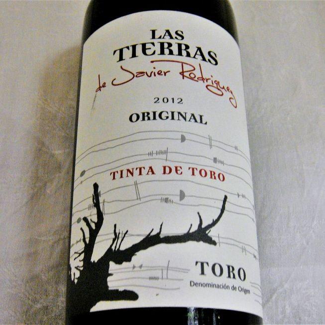 Las Tierras 2012 Original – Bild 1