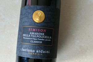 Amarone Classico 2013 Simison 001