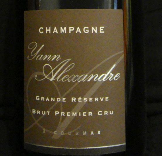 Champagne Grande Reserve – Bild 1