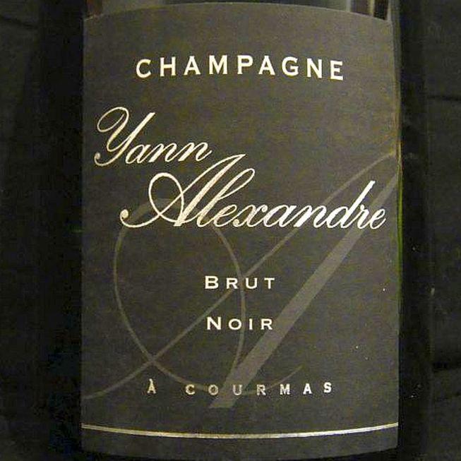 Champagne Brut Noir – Bild 1