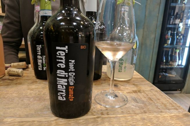 Pinot Grigio 2016 Ramato
