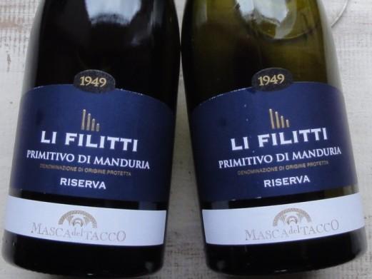 Li Filitti 2013 - Primitivo di Manduria