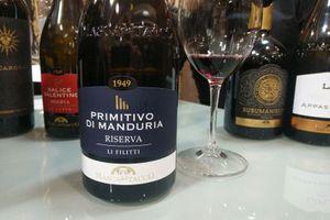 Li Filitti 2013 - Primitivo di Manduria (Aktion) 001