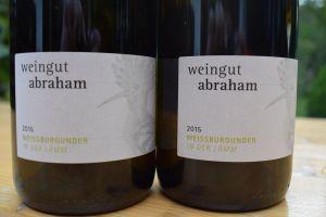 """Weißburgunder 2015 """"in der Lämm"""" 001"""