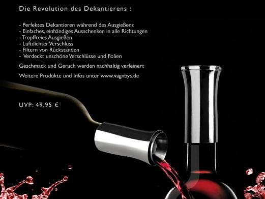 Wine Decantiere – Bild 2