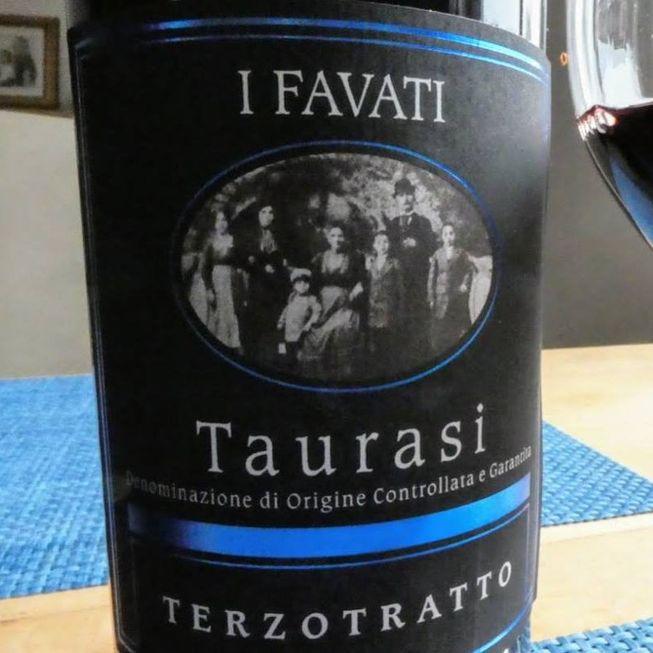Taurasi 2009 Terzotratto – Bild 1