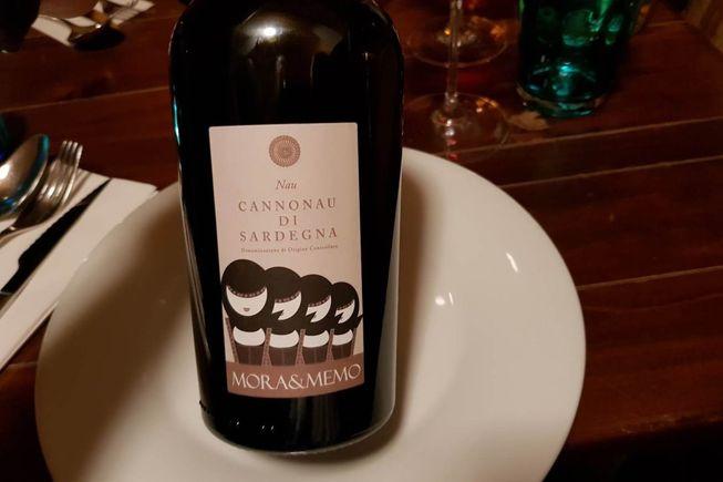 Cannonau di Sardegna 2016 NAU (Lagerschaden)