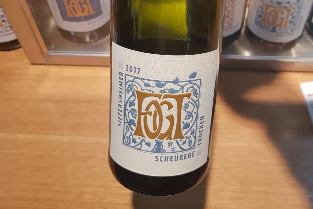 Scheurebe 2017 trocken