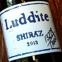 Shiraz 2013 Luddite 001