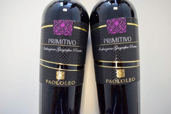Primitivo Salento 2017
