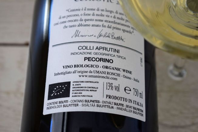 Pecorino 2016 Centovie – Bild 6