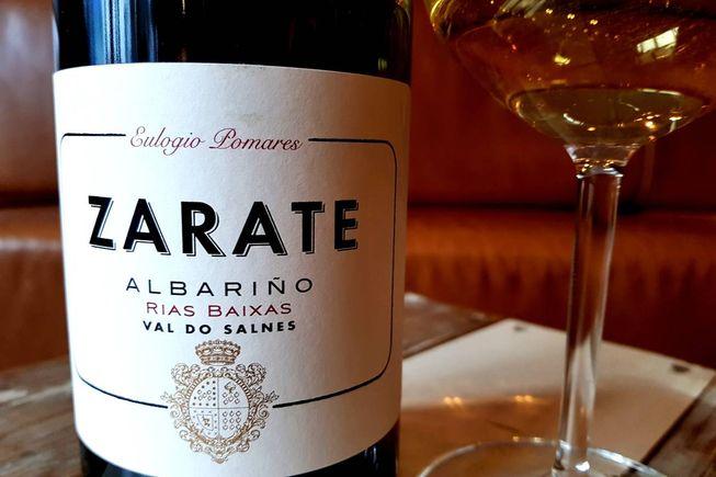 Albarino 2017 Zarate