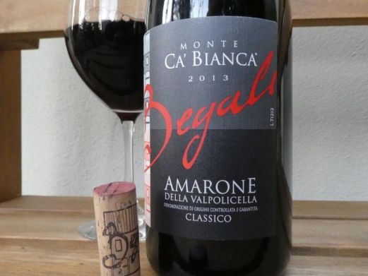Amarone 2013 Monte Ca´ Bianca